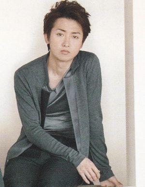 Ohno Satoshi arashi