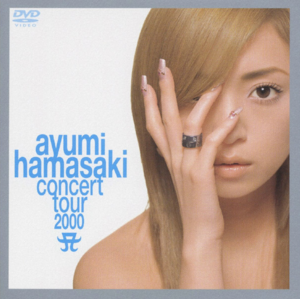 Ayumi Hamasaki Concert Tour 2000 A Daini Maku - generasia