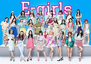 E-girls - Highschool love promo.jpg