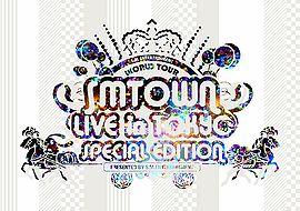 Smtown live in tokyo special edition 3d, 2012 (korean movie 2012.